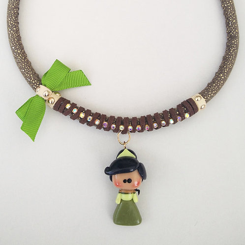 Tiana Princess Necklace