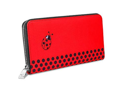 Chocolaticas® Ladybird Women's Wallet