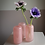 Thumbnail: Minivas bubbelgumsrosa