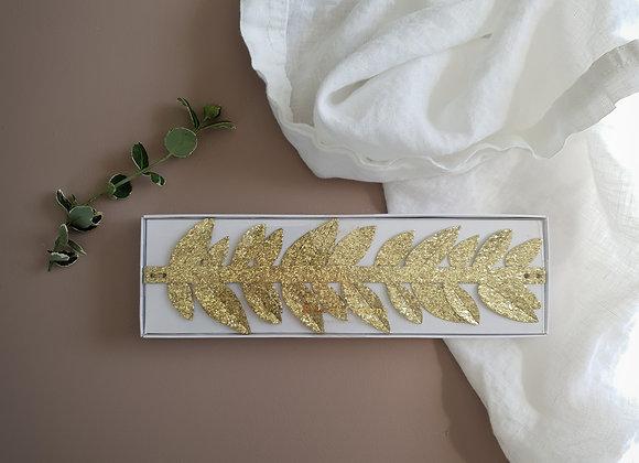 Krona guldlöv