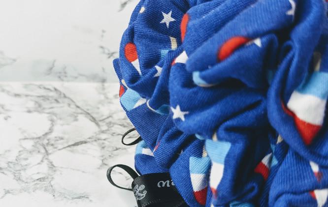 Firecracker scrunchies