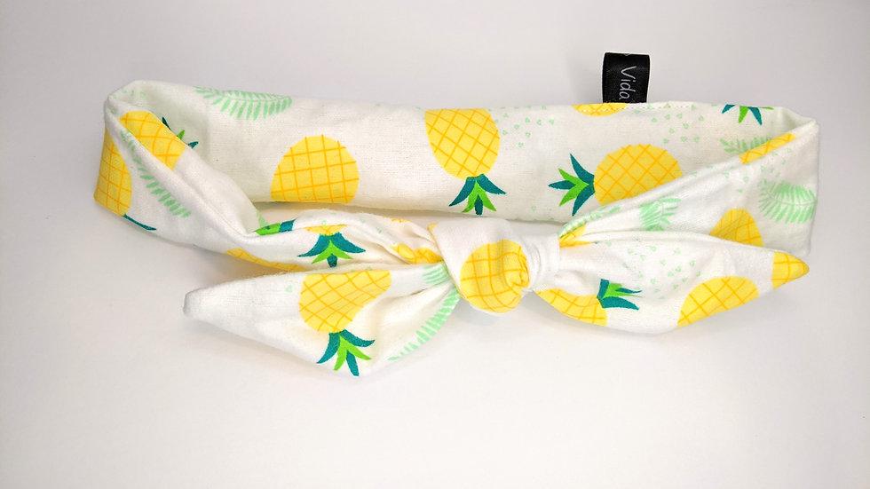 Pineapple soft headwrap