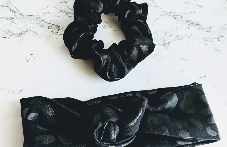 Black Leopard accessories