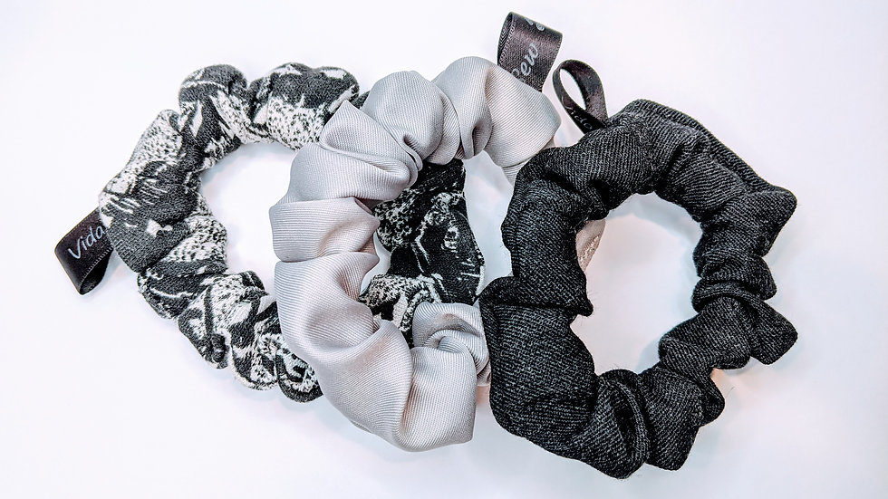 Mini scrunchie bundle