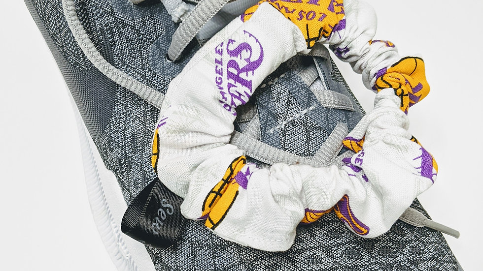 Lakers scrunchie (limited)