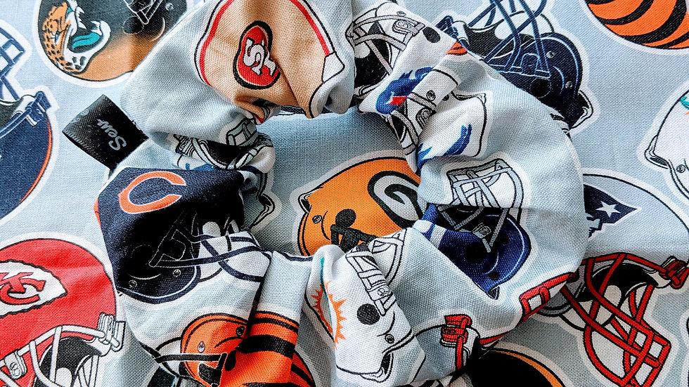 NFL teams scrunchie