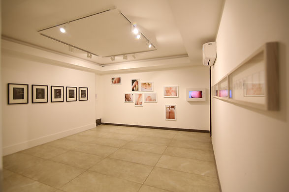 The exhibition 'Caressing History: Draft for a Body-based Historiography' aggregates carefully selected works of a diverse set of artistic practitioners from around the world, encountered during the course of a yearlong research undertaken by Adwait Singh, the recipient of the Art Scribes Award in 2016,following a curatorial residency at Château de La Napoule (France) facilitated by the Prameya Art Foundation. Since 2012, the Art Scribes Award has been an initiative to discover young, emerging art writers, and support an international curatorial residency to encourage them to rethink their critical narratives within a curatorial framework, through research-based exhibitions.
