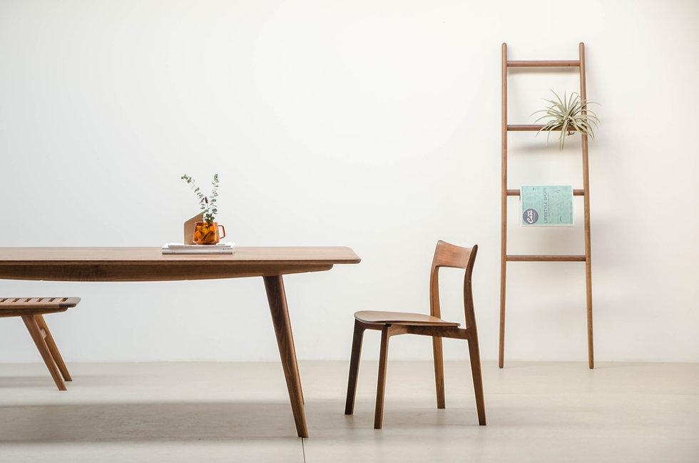 TU010 胡桃木餐桌
