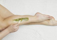 Leg Waxing Services
