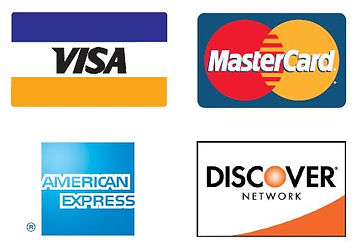 We accept all mayor credit cards
