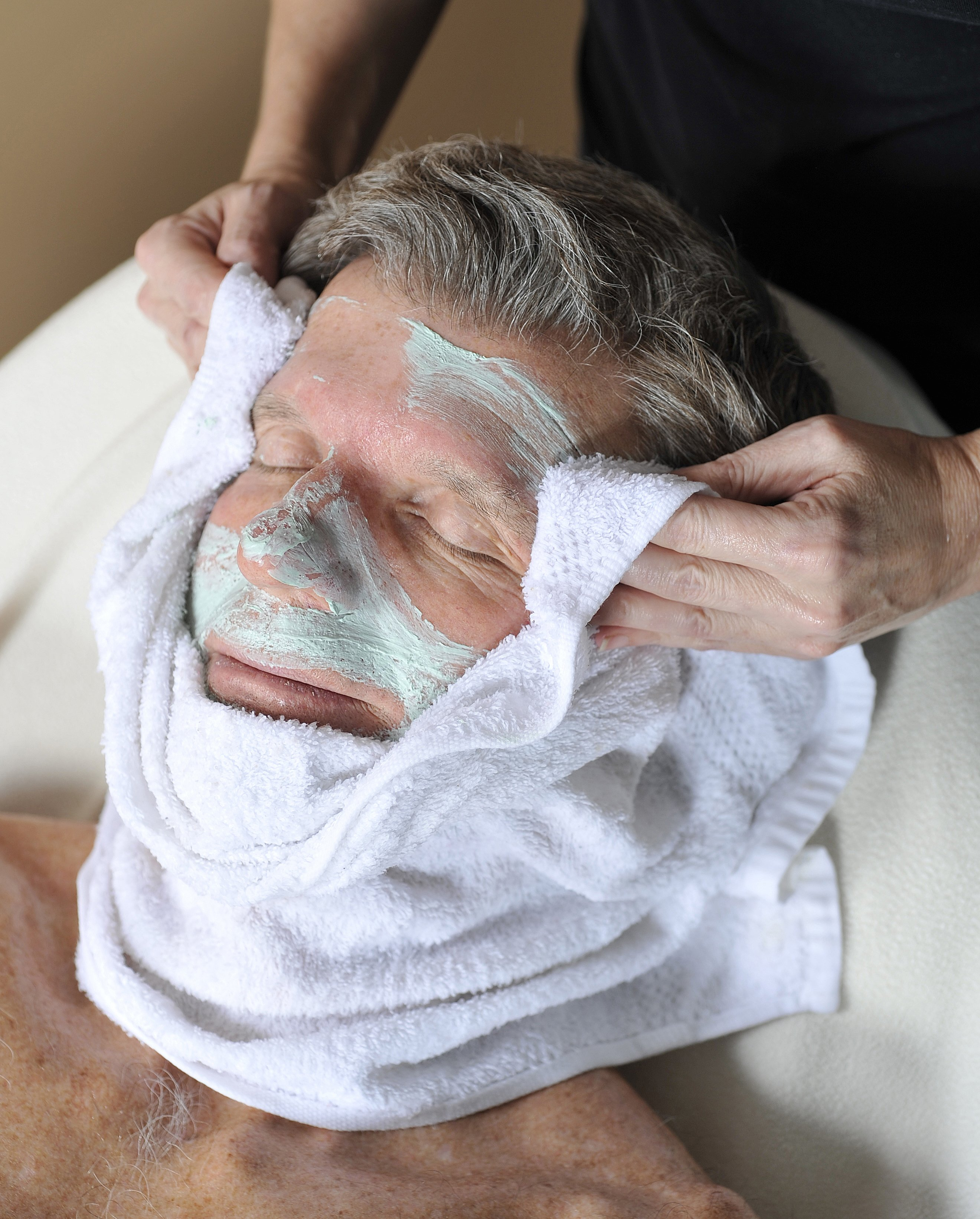 Men's Skin Care Services