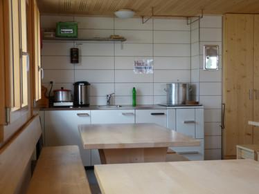 Stube / Winterküche