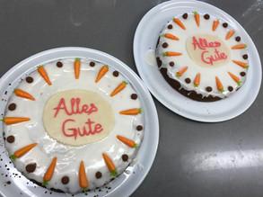 Rübli-Geburtstagskuchen