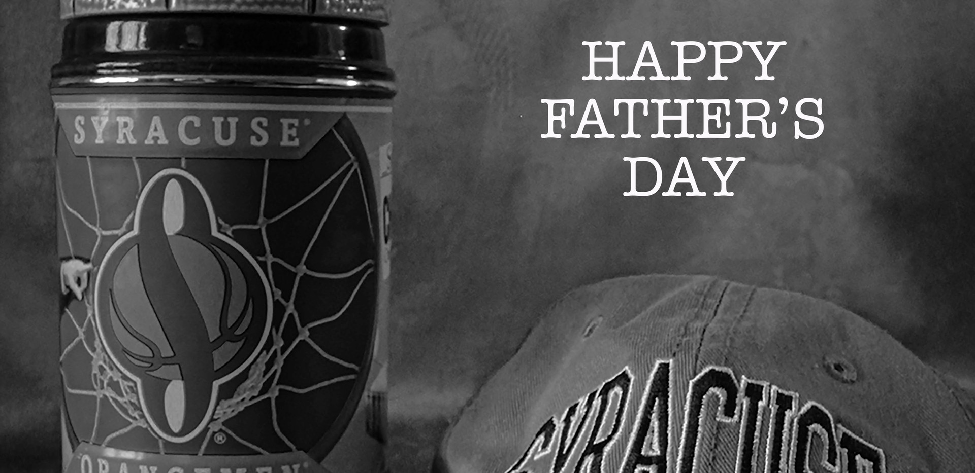 B&W Father's Day Card SU theme