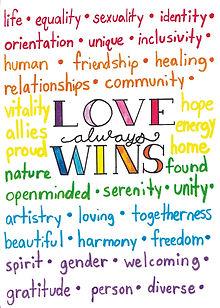 edited LGBTQ card LOVE Always Wins copy2