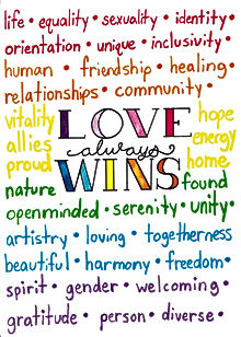 edited LGBTQ card LOVE Always Wins copy2