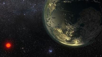 Entdeckung von Helium zeigt den Atmosphärenverlust heißer Exoplaneten
