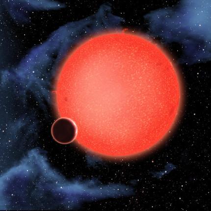 Isotopentrennung im Sonnensystem