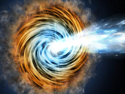 Verschollene Milchstraßenmaterie