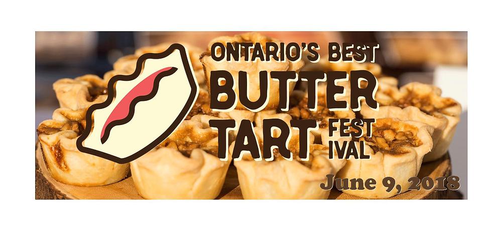 Midland Butter Tart Festival