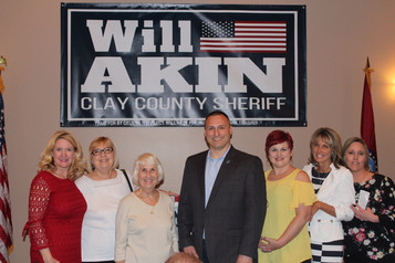 Will Akin For Sheriff