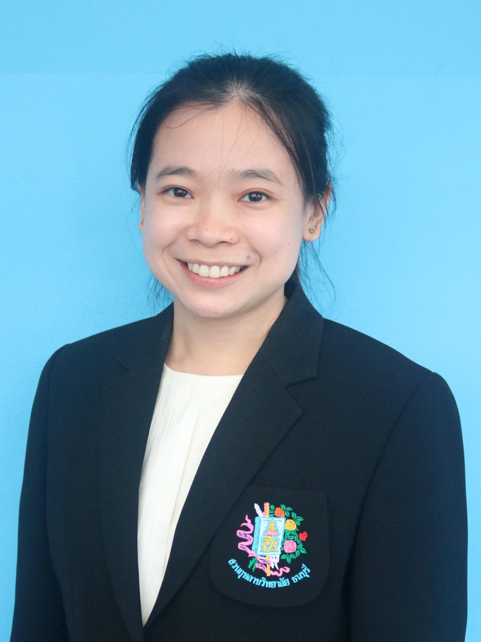 Ms. Wannapa Jenwitthayayot