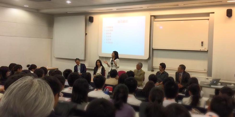 JPN TOUR 演奏・講演(アウトリーチ)in岡山県真庭市の小中学校