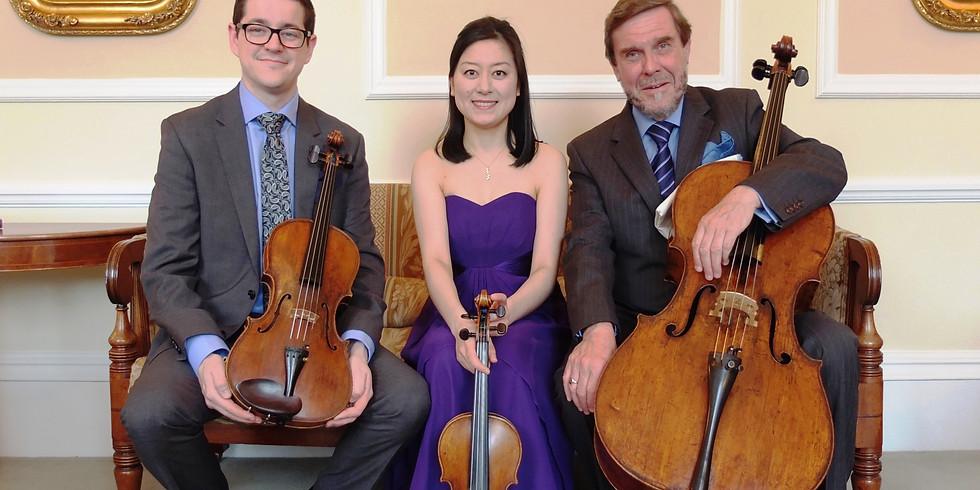 Mozart's Epic String Trio