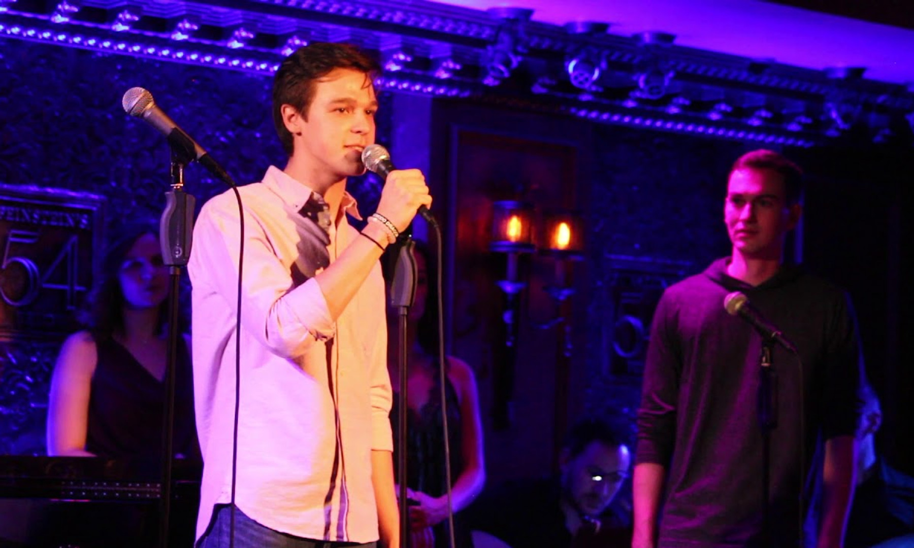 You Have No Right- The Last Day- 54 Below