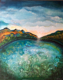 Healing-reservoir