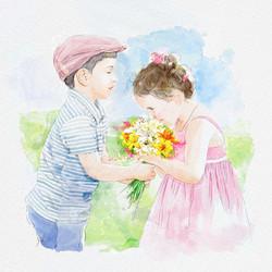 PROCOLOMBIA_Niños_Lirios