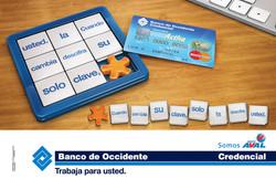 Puzzle - Banco Occ