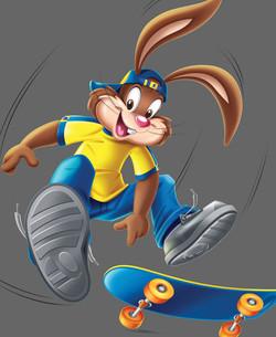 Quicky SkateJump