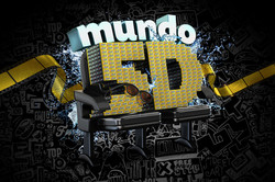 Chiclets Mundo 5D