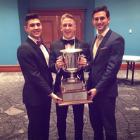 Silver Cup Winners