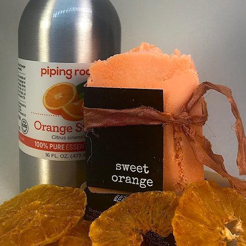 Sweet Orange Natural Soap