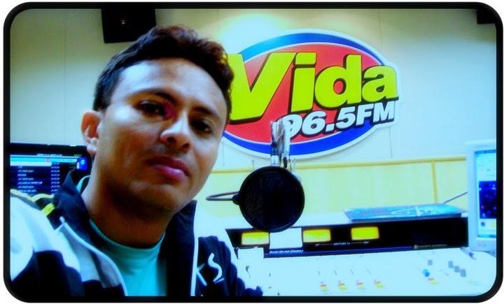 Robinho - Rádio Vida S.P