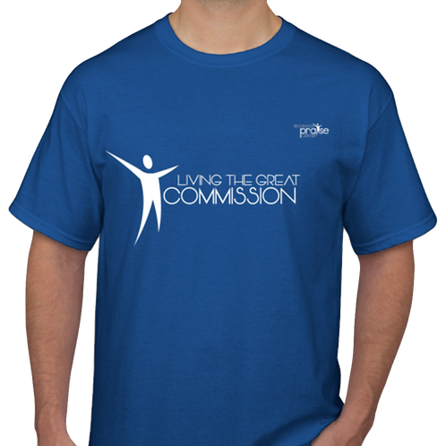 Living The Great Commission T-Shirt
