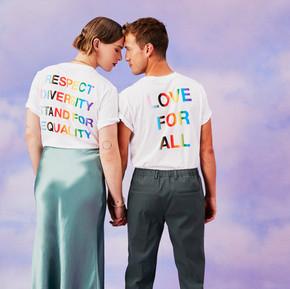 驕傲的月份!讓我們將象徵愛與平等的彩虹穿上身 / HEY! It's Pride Month