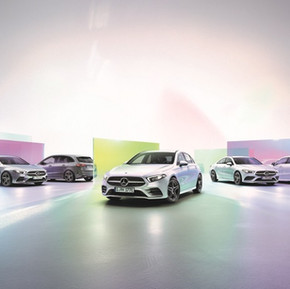 Mercedes-Benz,2021全面進化/The 2021 full evolution of Mercedes-Benz