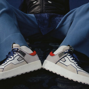 Moncler的春夏鞋履新提案/Moncler's new proposal for SS21 shoes