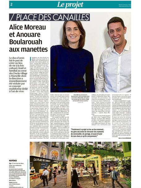 La Provence 23 février 2021