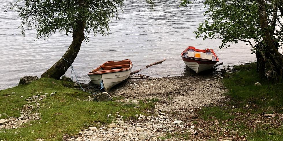 Båtutleige i Skogseidvatnet