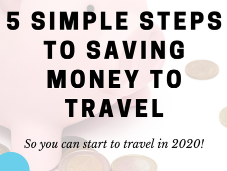 Travel Saving Tips! PT.1