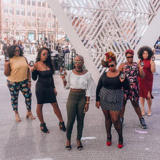 Black Travel Blogger Brunch