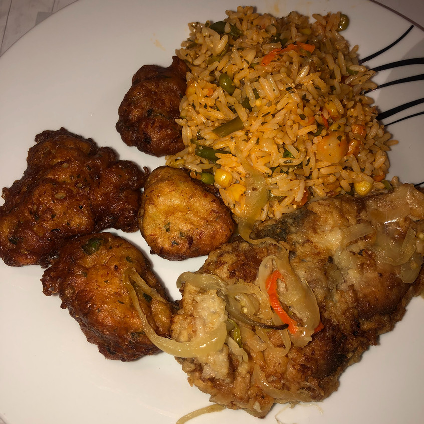 Guadeloupe Food