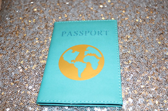 Personalize - Global Passport Cover