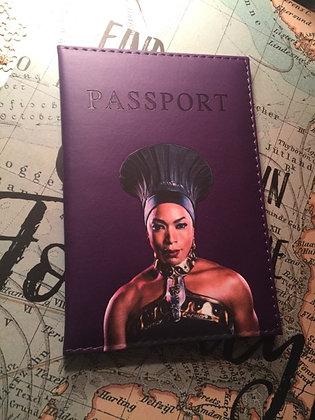 Queen Ramona Passport Cover