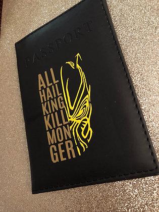KILLMONGER passport cover
