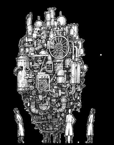 Assessmint Technology Cartoon